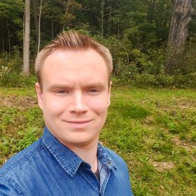 Kyle Dinse Headshot